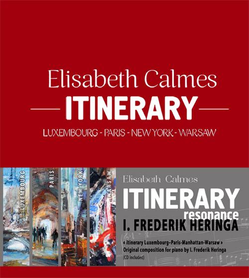 Itinerary Elisabeth Calmes